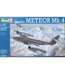 1:72 Gloster Meteor Mk.4