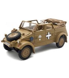 "VW KUBEL 82 OPEN 1941 AFRIKA KORPS ""ERWIN ROMMEL"""