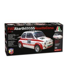1:12 FIAT Abarth 695SS/Assetto Corsa