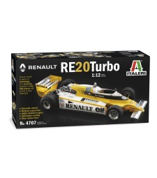 1:12 Renault RE23 Turbo