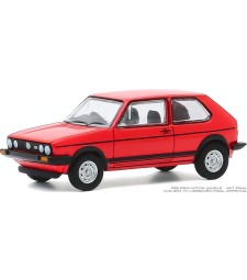 Hot Hatches Series 1 - 1982 Volkswagen Golf GTI - Red Solid Pack