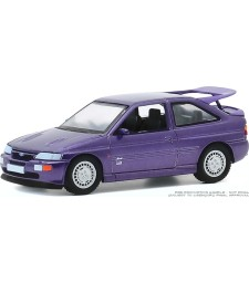 Hot Hatches Series 1 - 1994 Ford Escort RS Cosworth Monte Carlo Special Edition - Jewel Violet Solid Pack