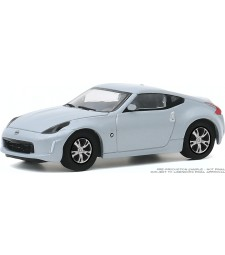 Hot Hatches Series 1 - 2020 Nissan 370Z - Brilliant Silver Metallic Solid Pack