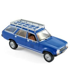 Peugeot 504 Break Dangel 1982 EDF