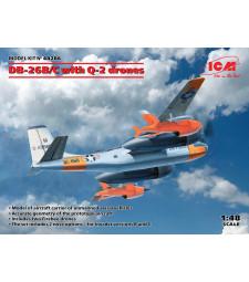 1:48 DB-26B/C with Q-2 drones