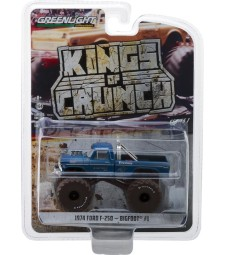 Bigfoot #1 - 1974 Ford F-250 Monster Truck (Dirty Version) Solid Pack - Kings of Crunch Series 1