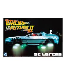 1:24 Back To The Future II DeLorean