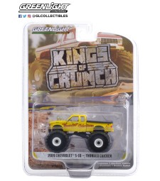 Kings of Crunch Series 9 - Thunder Chicken - 1989 Chevrolet S-10 Extended Cab Monster Truck Solid Pack
