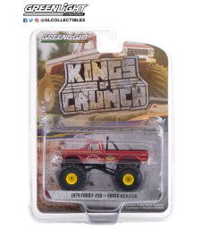 Kings of Crunch Series 9 - Super Monster - 1979 Ford F-250 Monster Truck Solid Pack