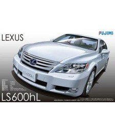 1:24 ID7 Lexus LS600hL 2010 Model - ID Car (inch up series)