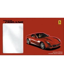 1:24 RS50 Ferrari 599GTB Fiorano - Real Sports Car
