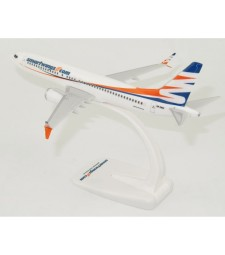 1:200 B737 MAX 8 SMARTWINGS PPC - snap-fit