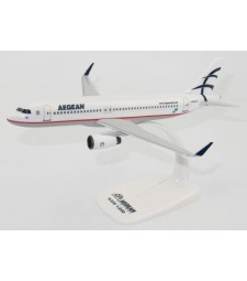 1:200 A320 AEGEAN AIRLINES PPC - snap-fit