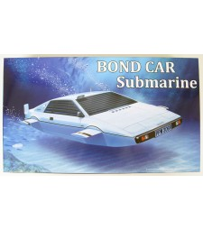 1:24 007 BOND CAR Submarine