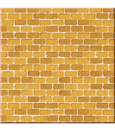 Clinker brick  H0/TT