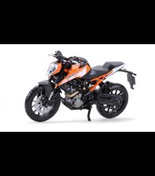 KTM 250 Duke, Orange/Black