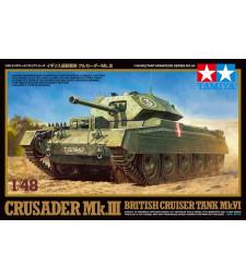 1:48 Crusader Mk.III British Cruiser Tank Mk.VI