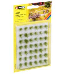 Grass Tufts XL, green – 12 mm