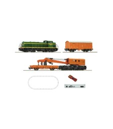 Digital z21® start Set: Diesel locomotive D.307 with track maintenance train, RENFE