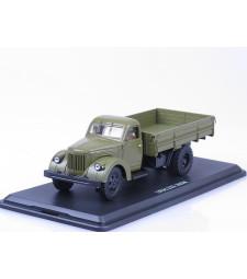 UralZIS-355M flatbed truck /khaki/