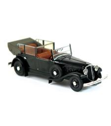 "Renault Reinastella présidentielle ""Albert Lebrun"" 1936 black NOREV"