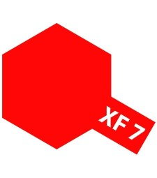 XF-7 Flat Red - Acrylic Paint (Flatt) 23 ml