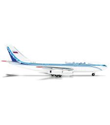 Siberia Airlines Ilyushin IL-86