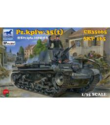 1:35 German Pz.Kpfw. 35(t) Light Tank