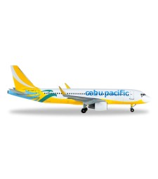 CEBU PACIFIC AIR AIRBUS A320 - NEW 2016 COLORS