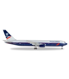 British Airways Boeing 767-300 Landor Colors