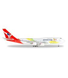"Qantas Boeing 747-400 ""Spirit of the Australian Team - Rio 2016"""
