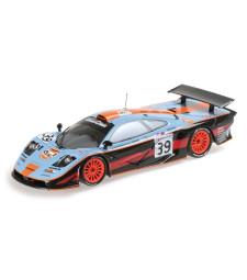 MCLAREN F1 GTR - GULF TEAM DAVIDOFF - BELLM/GILBERT-SCOTT/SEKIYA - 24H LE MANS - 1997