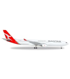 QANTAS AIRBUS A330-300 - NEW COLORS 2016