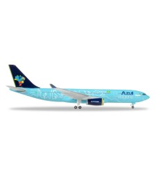"Azul Airbus A330-200 ""Azul Viagens"" - PR-AIU ""Red, White and Azul"""