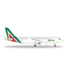 "Alitalia Airbus A320 ""Primo Levi"""