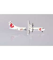"CSA CZECH AIRLINES ATR-72-500 ""95 YEARS"""