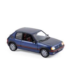 Peugeot 205 GTi 1,9 1992 - Miami Blue