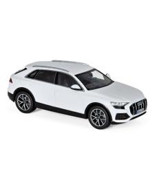 Audi Q8 2018 - White