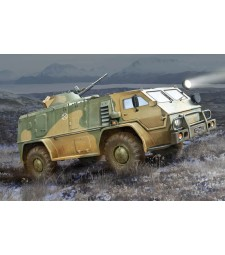 1:35 Russian GAZ39371 High-Mobility Multipurpose Military Vehicle