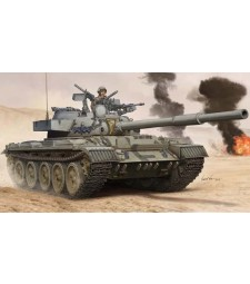 1:35 Israel Tiran-6 MBT