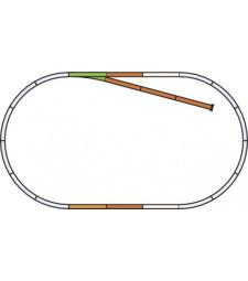 PIKO Track Set: B