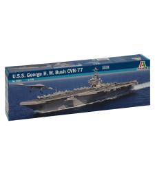 1:720 U.S.S. GEORGE H.W. BUSH CVN 77