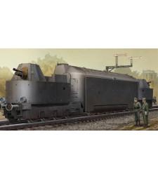 1:35 German Armored Train Panzertriebwagen Nr.16
