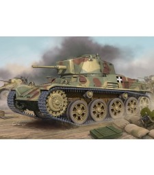 1:35 Hungarian Light Tank 43M Toldi III(C40)