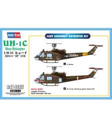 1:48 UH-1C Huey Helicopter