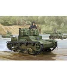 1:35 T-26 Light Infantry Tank Mod.1931