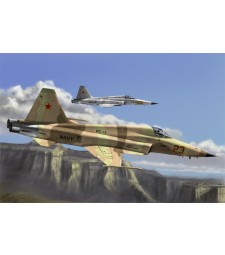 1:72 F-5E Tiger II Fighter - Re-Edition