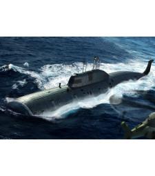 1:350 Russian Navy SSN Akula Class Attack Submarine