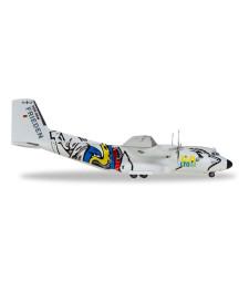 "LUFTWAFFE TRANSALL C-160 - LTG 61 / AIR TRANSPORT WING 61 ""50TH ANNIVERSARY"" - 5048"