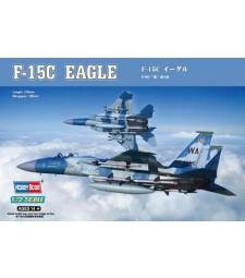 1:72 F-15C Eagle Fighter